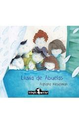 Papel LLUVIA DE ABUELAS (ILUSTRADO) (CARTONE)