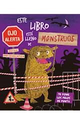 Papel ESTE LIBRO ESTA LLENO DE MONSTRUOS (ILUSTRADO) (CARTONE)