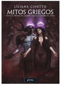 Papel Mitos Griegos.Desde El Origen Del Mundo Hasta La Guerra De T