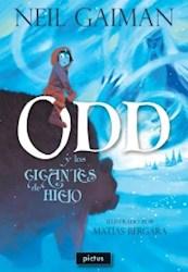 Libro Odd Y Los Gigantes De Hielo