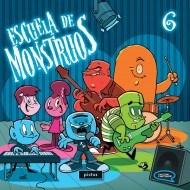 Libro 6. Escuela De Monstruos