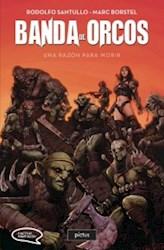 Papel Banda De Orcos