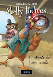 Libro Molly Holmes : El Misterio Del Huevo Robado