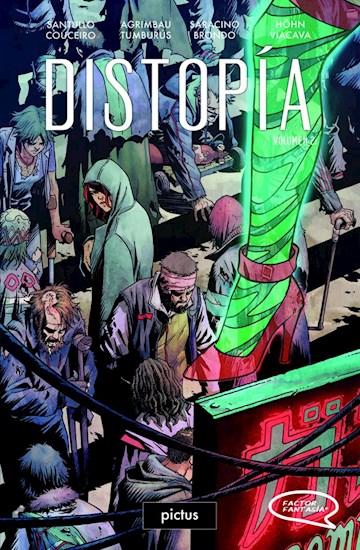 Papel Distopía (Volumen 2 De 4)