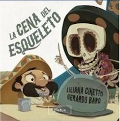 Libro La Cena Del Esqueleto