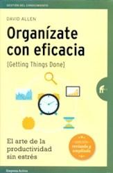 Libro Organizate Con Eficacia