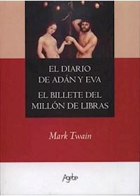 Papel El Diario De Adan Y Eva El Billete Del Millon