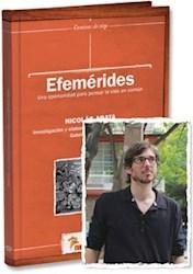Libro Efemerides Una Oportunidad Para... (Caminos De Tiza)