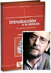 Libro Introduccion A La Sintaxis (Caminos De Tiza)