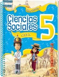 Libro Ciencias Sociales 5  Caba