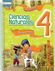 Libro Ciencias Naturales 4  Bonaerense