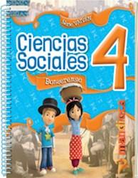 Libro Ciencias Sociales 4  Bonarense