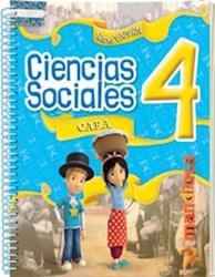 Libro Ciencias Sociales 4  Caba