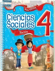 Libro Sociales 4 Nacion Vaiven (Anillado)