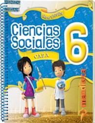 Libro Ciencias Sociales 6  Caba