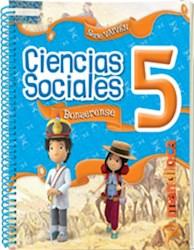Libro Ciencias Sociales 5  Bonaerense