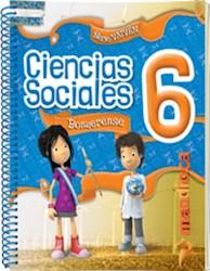 Libro Ciencias Sociales 6  Bonaerense