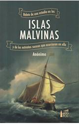Papel Relatos De Una Estadia En Las Islas Malvinas
