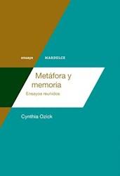 Libro Metafora Y Memoria