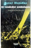 Papel VENDEDOR AMBULANTE (COLECCION EXTRATERRITORIAL) [TRADUCCION DE ANNA MONTANE]