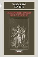 Papel INFORTUNIOS DE LA VIRTUD (COLECCION LIBERTINO ERUDITO)