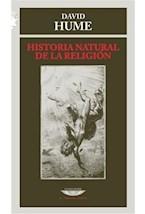 Papel HISTORIA NATURAL DE LA RELIGION