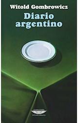 Papel DIARIO ARGENTINO (BIBLIOTECA GOMBROWICZ) (RUSTICO)