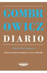 Papel DIARIO 1953-1969 (COLECCION BIBLIOTECA GOMBROWICZ) [PREFACIO DE RITA GOMBROWICZ]