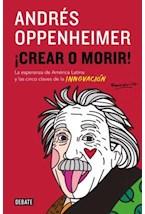 Papel CREAR O MORIR