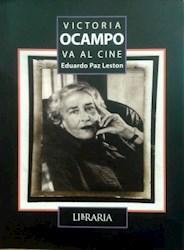 Libro Victoria Ocampo Va Al Cine
