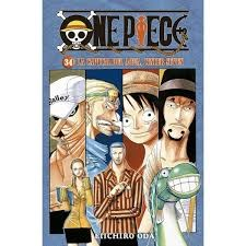 Papel One Piece Vol.34