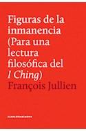 Papel FIGURAS DE LA INMANENCIA PARA UNA LECTURA FILOSOFICA DEL I CHING (COLECCION SOPHIA)