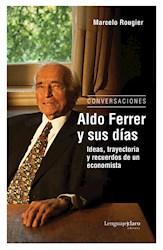 Papel Aldo Ferrer Y Sus Dias