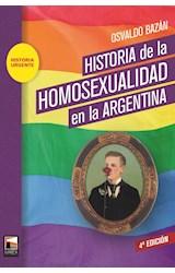 Papel HISTORIA DE LA HOMOSEXUALIDAD EN LA ARGENTINA