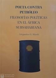 Libro Poeta Contra Petroleo
