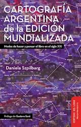 Papel Cartografía Argentina De La Edición Mundializada