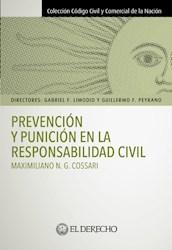 Libro Prevencion Y Punicion En La Responsabilidad Civil