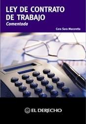 Libro Ley De Contrato De Trabajo