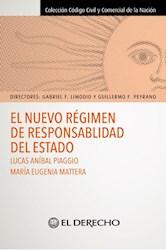 Libro El Nuevo Regimen De Responsabilidad Del Estado