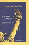 Papel CAPERUCITA EN MANHATTAN (COLECCION LAS TRES EDADES)