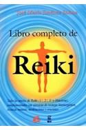 Papel LIBRO COMPLETO DE REIKI (ILUSTRADO)