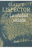 Papel CIUDAD SITIADA (BIBLIOTECA CLARICE LISPECTOR)