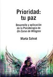 Libro Prioridad Tu Paz