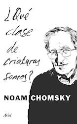 Libro Que Clase De Criatura Somos ?