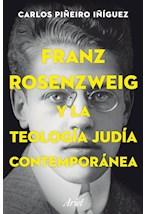 Papel FRANZ ROSENZWEIG Y LA TEOLOGIA JUDIA CONTEMPORANEA