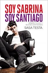 Libro Soy Sabrina  Soy Santiago