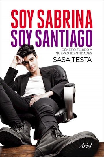 Papel Soy Sabrina, Soy Santiago