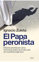Papel EL PAPA PERONISTA