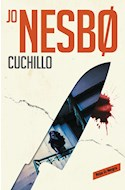 Papel CUCHILLO (HARRY HOLE 12) (COLECCION ROJA & NEGRA)