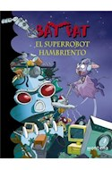 Papel SUPERROBOT HAMBRIENTO (BAT PAT 16)